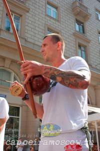25 лет ABADA Capoeira