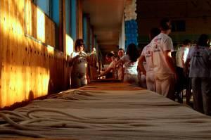 Abada Capoeira Batizado