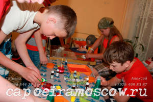 Детский лагерь