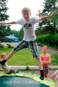 Детский лагерь ÁBADA Capoeira