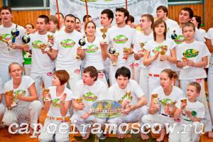 Победители и призёры Игр 2011